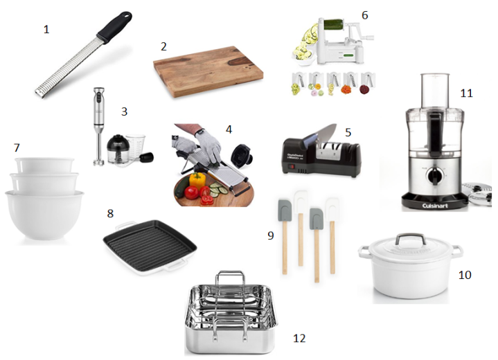 Christmas Gift Guide: For the Home Chef