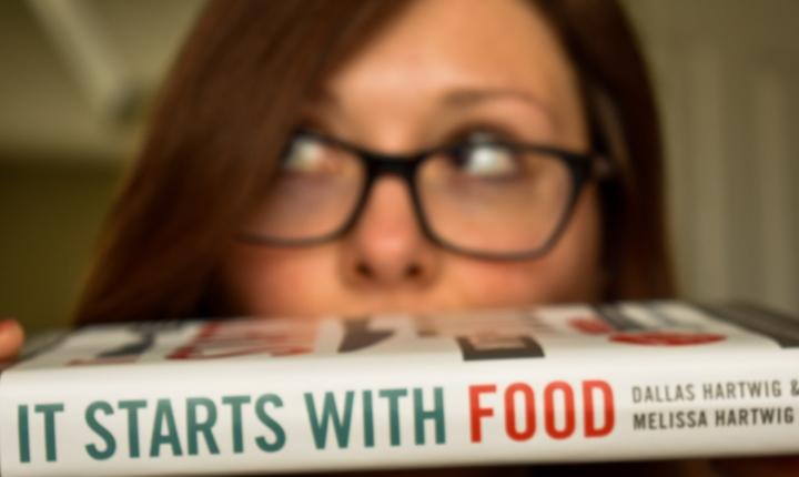 WJ Book Club: It Starts WithFood