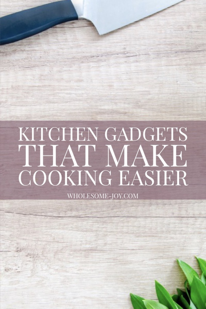 "The ""Must Have"" Kitchen Gadgets to Keep You Cooking"